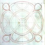 ontwerp voor de kloostertuin